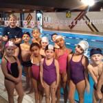 Ecole de natation Groupe 4